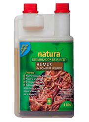 Humus de lombriz líquido Natura