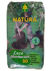 Sustrato de plantación Natura
